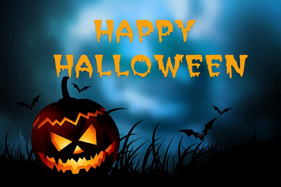Happy Halloween from All Points Limousine